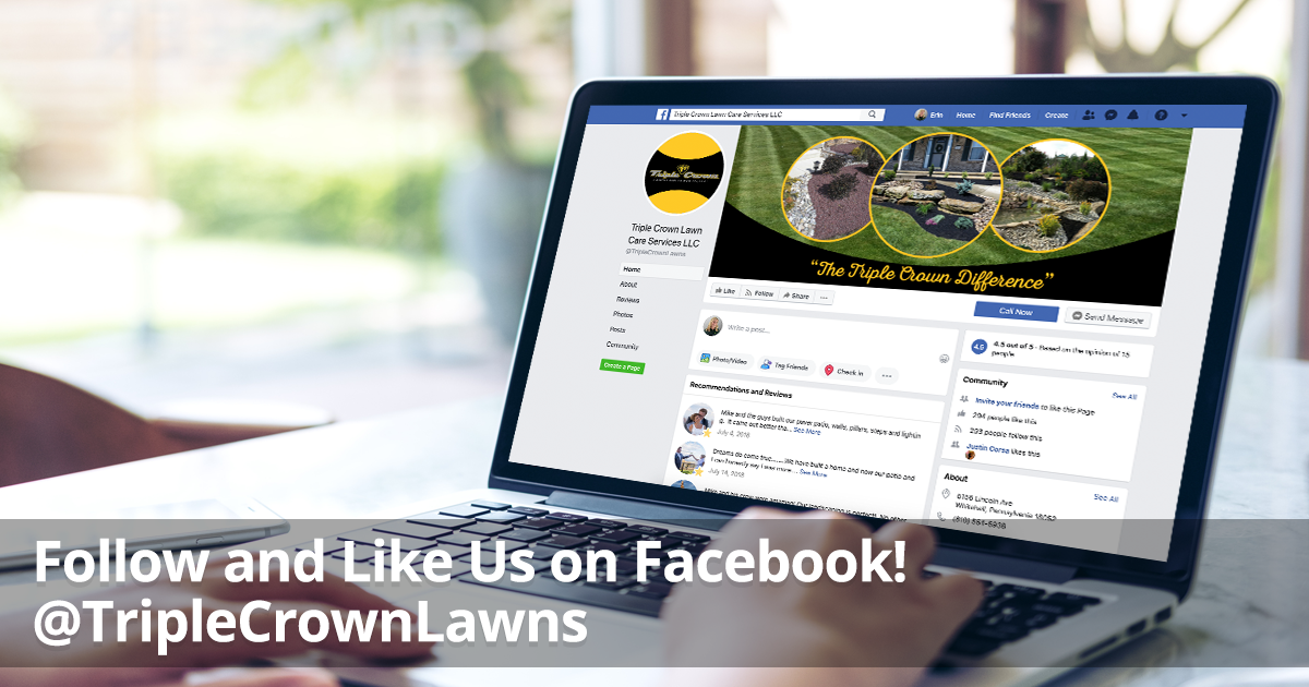 https://www.facebook.com/TripleCrownLawns/